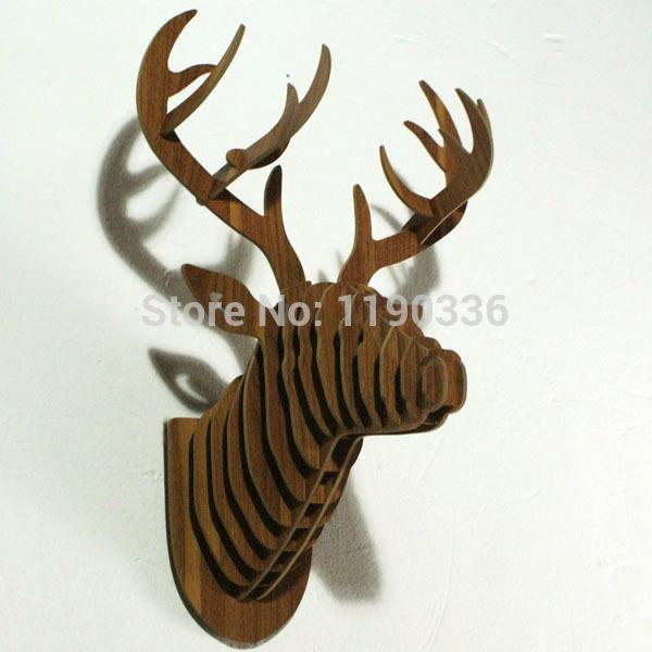 Moose Wall Decor creative european deer head wall decoration,moose elk reindeer