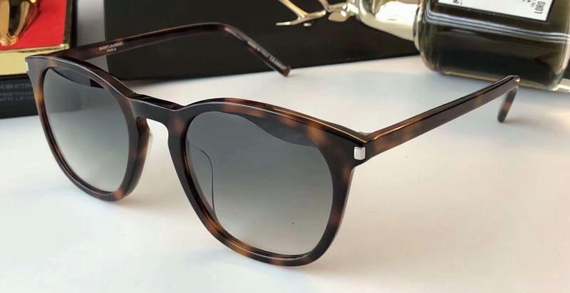 5964408f08 Fashion SL 28 Tortoise Shell Sunglasses SL28 Designer Sunglasses New With  Box Online Eyeglasses Discount Sunglasses From Yogaw