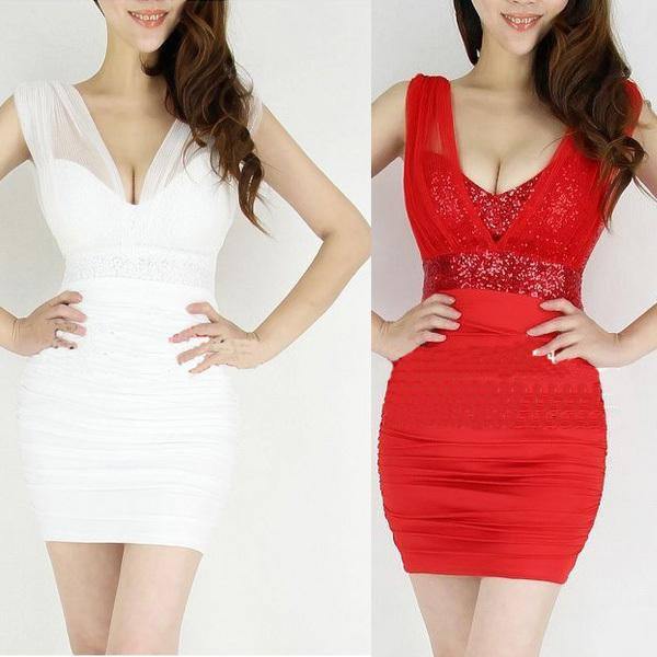 9a820fe8f77 Купить Оптом Новый 2014 Летний Sexy Women Package Hip Без Рукавов Bodycon  Платье Vestidos