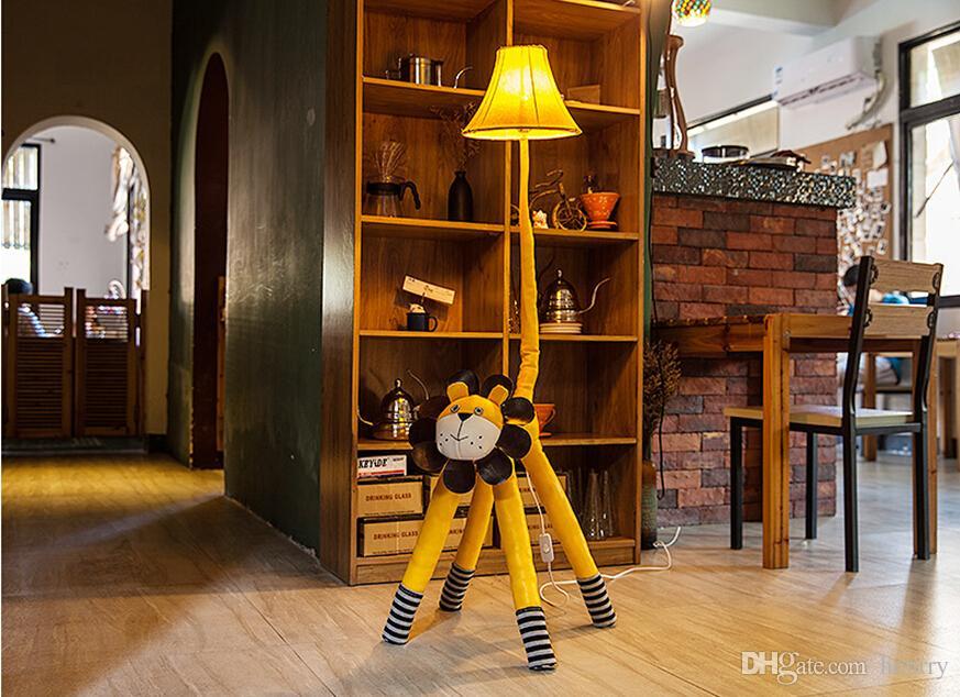 Discount Cortex Cartoon Floor Lamps, Bedside Lamp Bedroom, Rustic ...