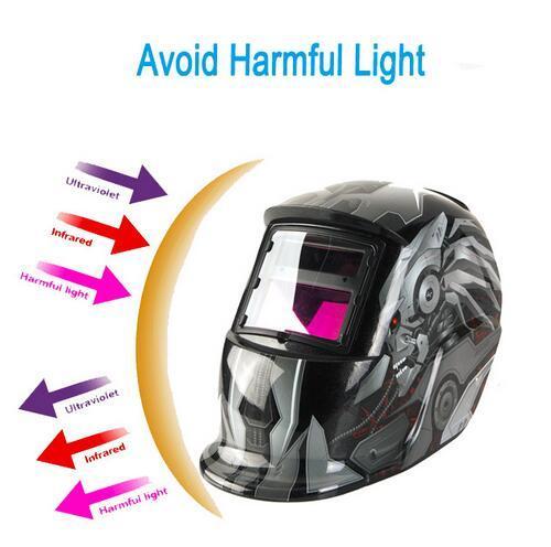 Acheter Transformers Style Cool Solaire Assombrissement Automatique Soudage  Casque ARC TIG MIG Soudeur Soudure Lentille Masque De Soudage De  38.2 Du  Alanxx ... 686c46cb1d12