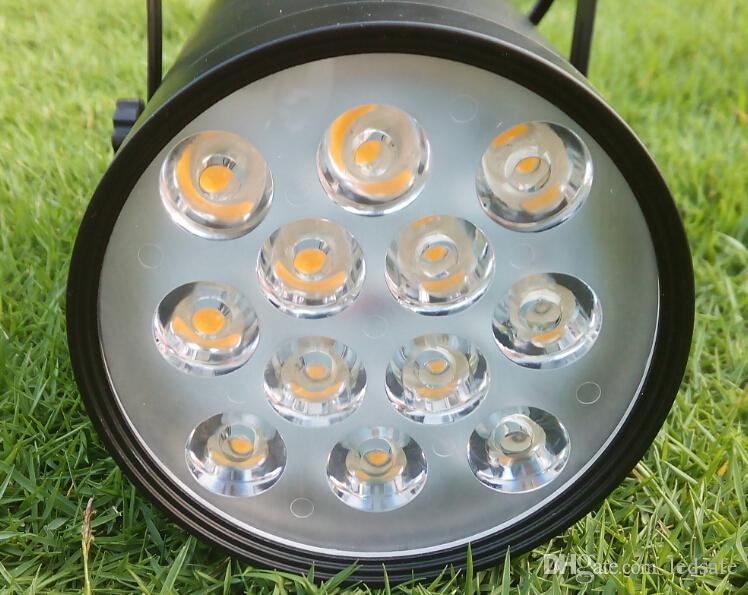Illuminazione a binario a LED 12W AC85-265V 12leds High Power Spot da 12 watt Spotlight Negozio Lampada da cucina Bianco caldo Bianco freddo Bianco naturale Rosso Blu
