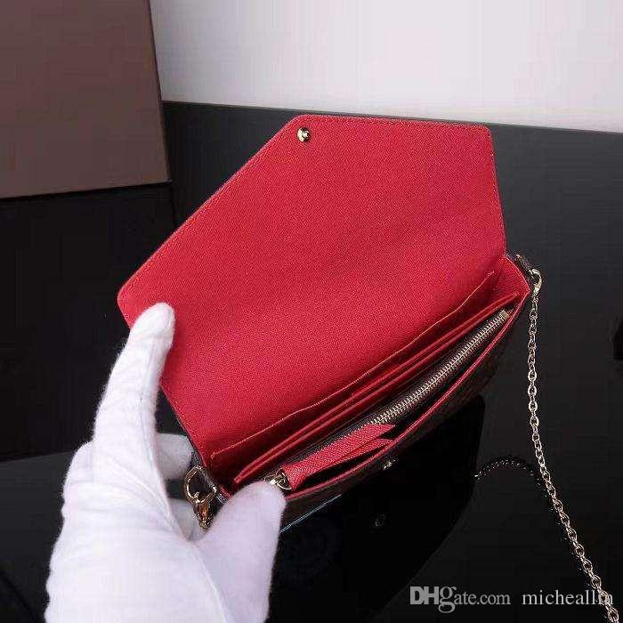 New Fashion Women Bag Handbag Phone Holder Case Purse Wallet brand designer women messenger bag corssbody sale discount original box