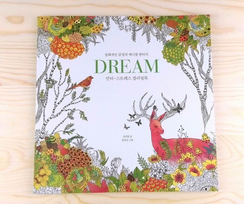 adult colouring books dream an inky treasure hunt and coloring book adult children relax graffiti painting book coloring books cheap colour books from rino