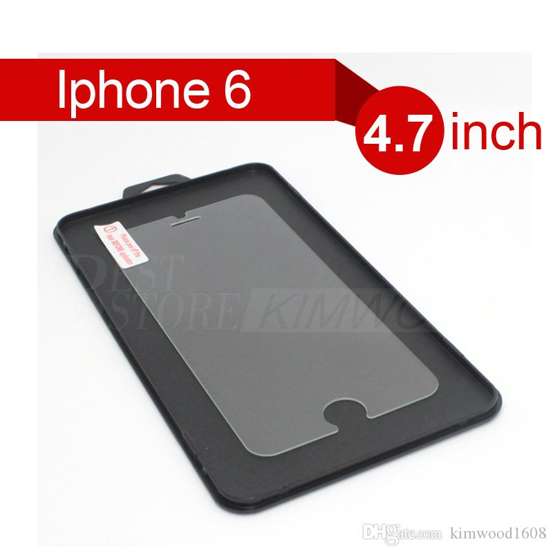 For Iphone 5/5S/4/4S Apple Watch Ipod Touch 5/6 Top Quality Tempered Glass Screen Protector 0.2MM 9H 2.5D