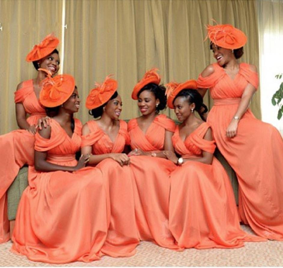 Amazing african bridesmaid dresses v neck hottest nigerian amazing african bridesmaid dresses v neck hottest nigerian bridesmaids dresses colors styles for fall 2015 junior bridesmaid dresses j910 elegant bridesmaid ombrellifo Choice Image