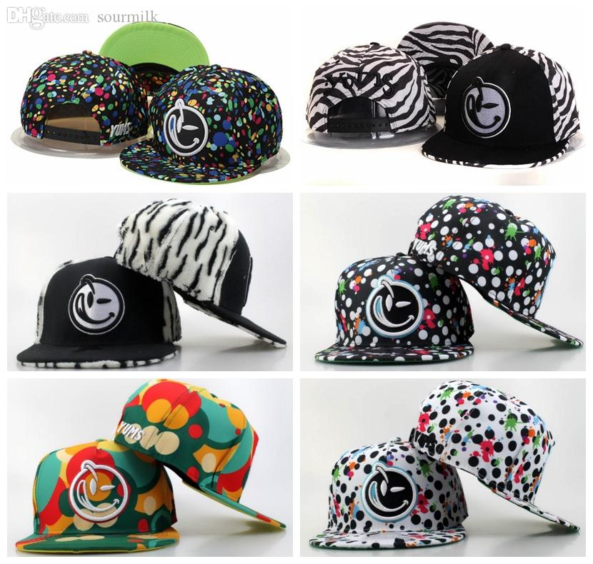 Wholesale YUMS Snapback Hats Over The Sky Star Rain Leopard Baseball Cap  Style Smiling Face Sun Hat Men Women Casquettes Bone Gorras Baseball Cap  Flat Cap ... 169072c4166