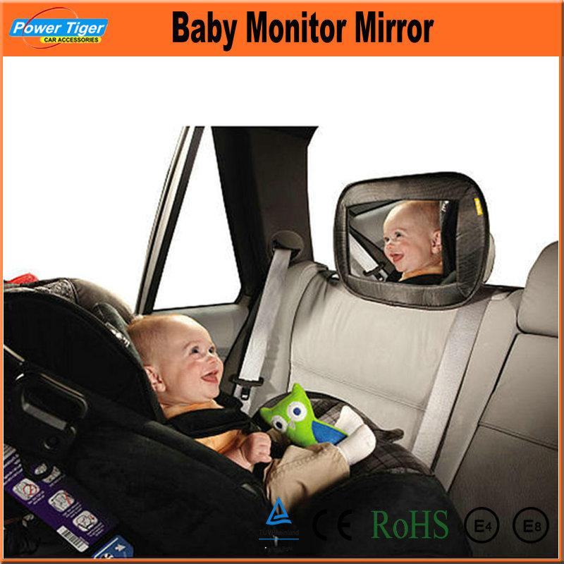 Auto Mirror Infant Baby View Mirror Back Seat Safe Rear Mirror Baby Car  Monitor Mirror Kids Safety Sea Cool Car Decorations Cool Car Gadgets For Men  From ...