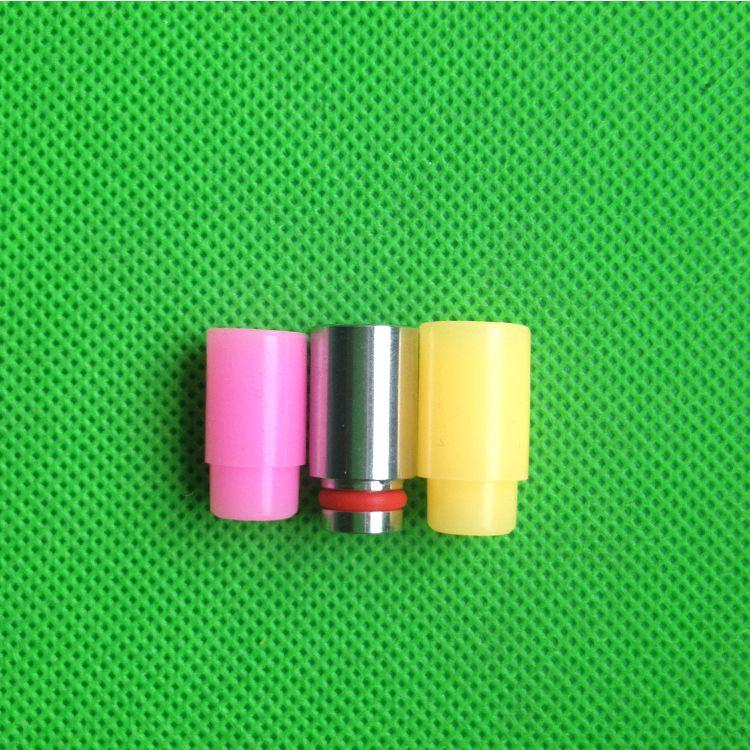 Силиконовые рот кусок крышка кремния капельного наконечник одноразовые красочные резиновые советы тестирования Cap Atlantis Tank mini subtank plus Subtank Mini