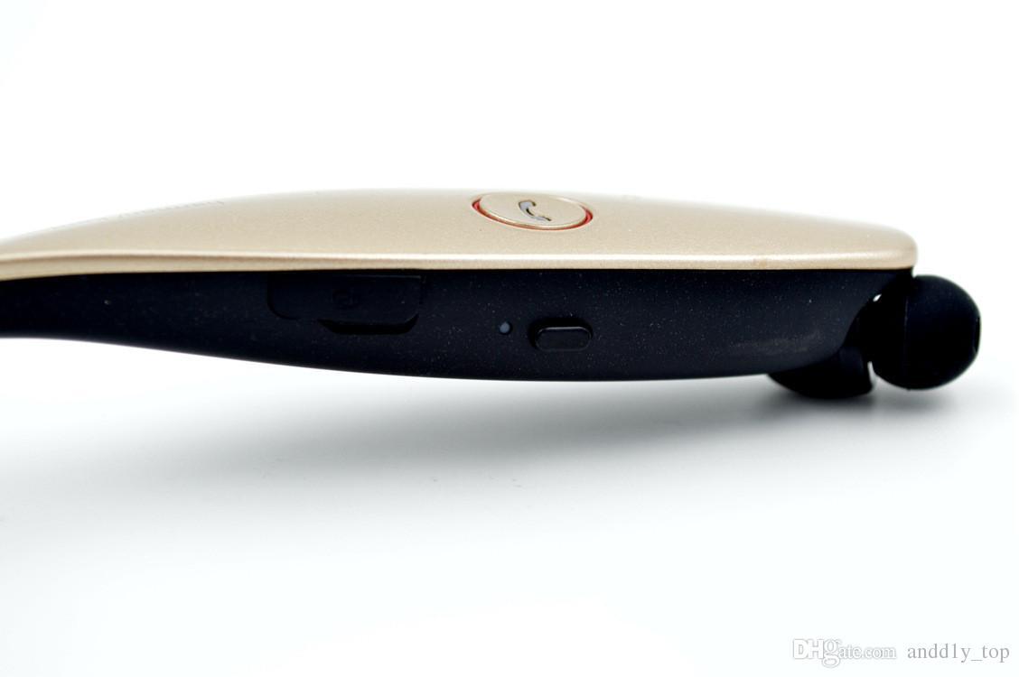 HBS 900 HBS-900 Sem Fio Esporte Neckband Headset fone de Ouvido Fone De Ouvido Bluetooth Estéreo Fones De Ouvido Fones De Ouvido Para LG HBS-900 iPhone X 8 Samsung S8