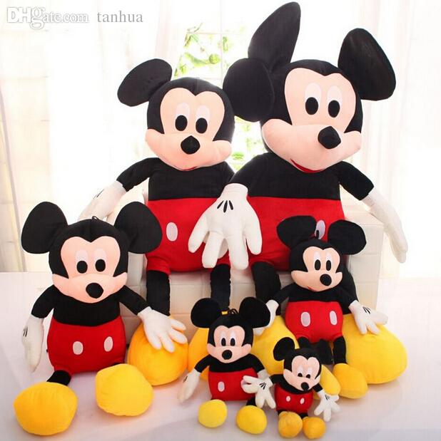 Can minnie mouse plush toys
