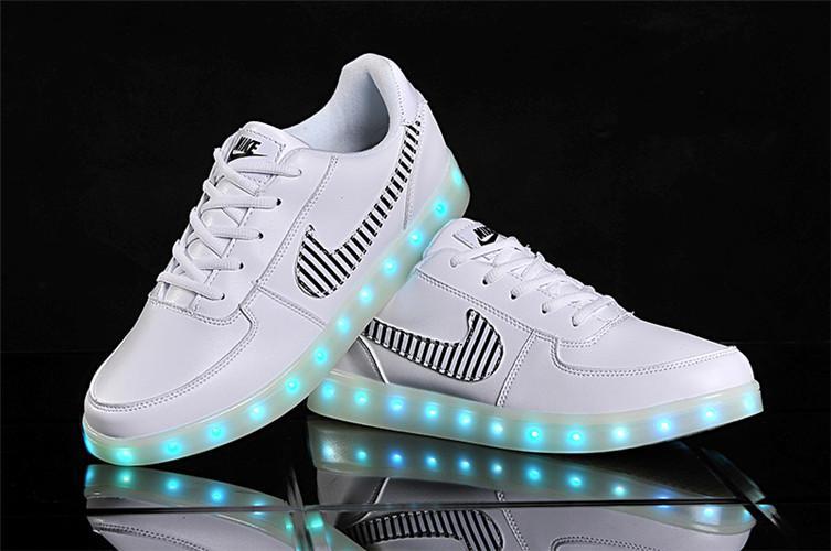 Nike Air Force Led Schuhe