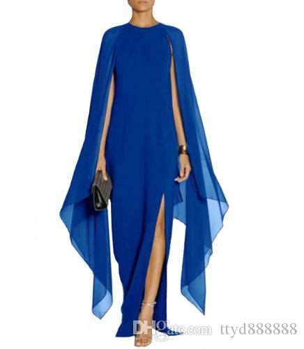 Acquista Vestito Elegante Da Donna Lungo In Pizzo Elegante Vestito ... fc070ee3627