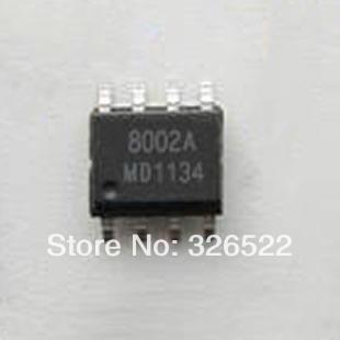 50PCS / LOT 8002 md8002 2w in42patients SOP-8 amplificador interno IC original FREESHIPPING