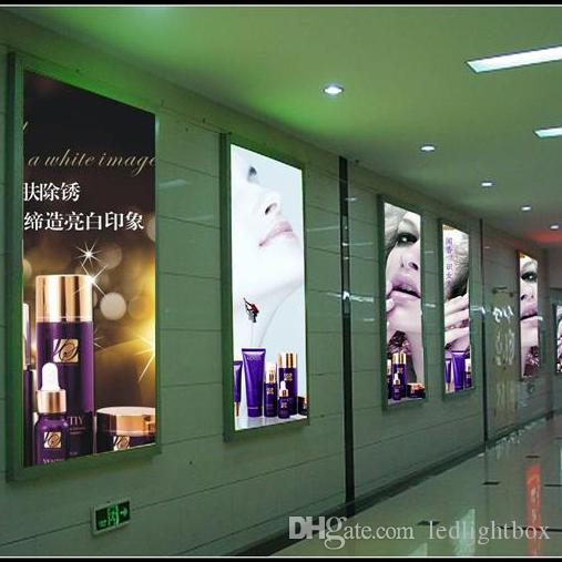 snap frame led light box sign with acrylic sheet led sign and led light box with