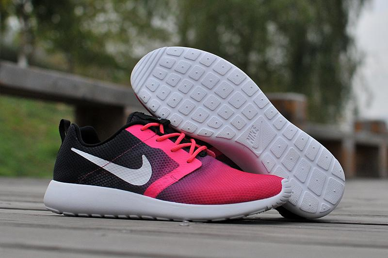 Nike Roshe Run Runing Shoes 2015 New Women'S Fashion Color Run Athletic  Trainers Footwear Tennis Roshe Run Sneakers Size 36 40 On Running Shoes  Best Womens ...