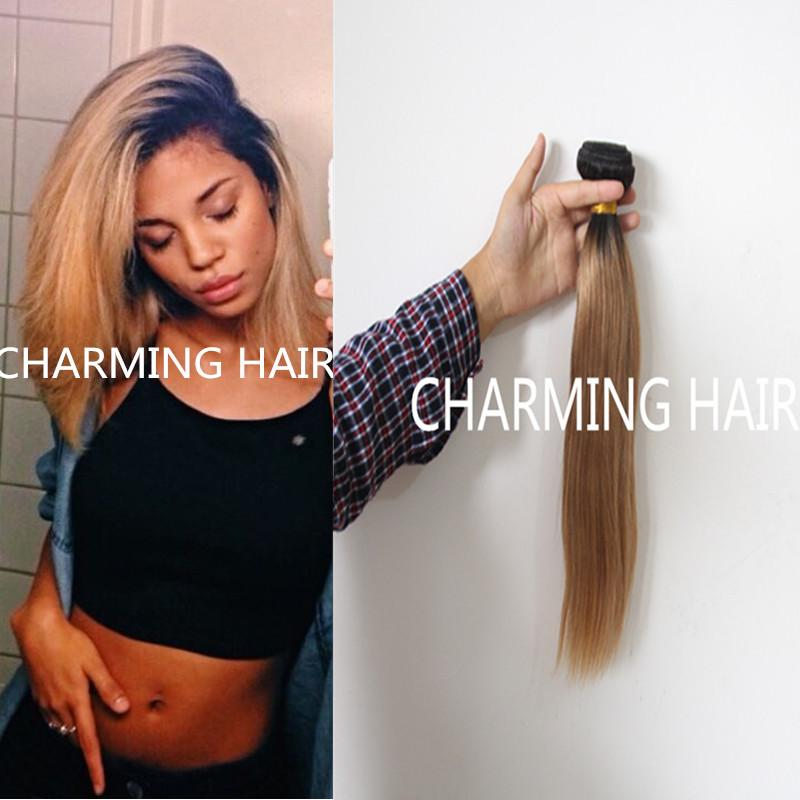 Cheap 1b 27 dark root ombre silky straight hair extensions 100 cheap 1b 27 dark root ombre silky straight hair extensions 100 brazilian virgin human hair honey blonde ombre two tone hair weave black curly hair weave pmusecretfo Choice Image