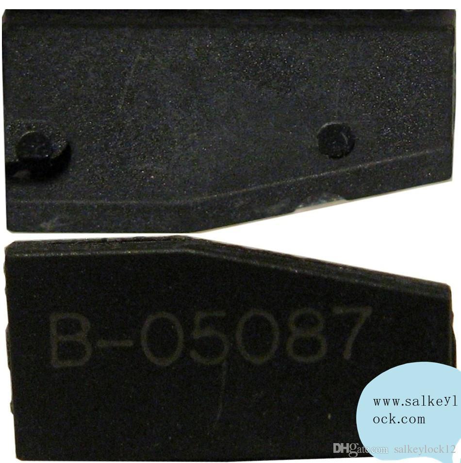 New Car Key Chip Id4d60 T16 Carbon Transponder Chip 80bit 4d60