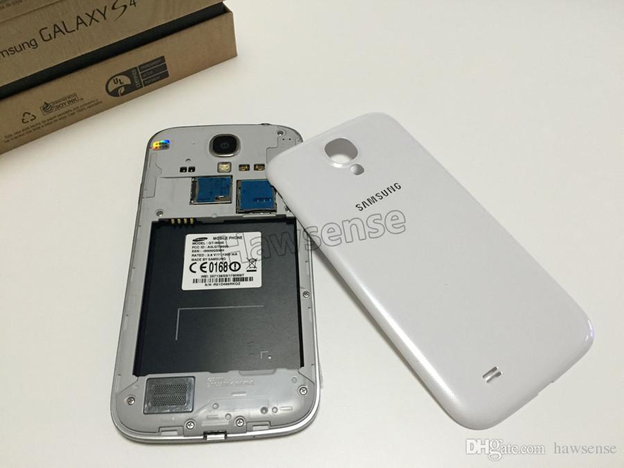 Überholter ursprünglicher Samsung-Galaxie S4 i9500 i9505 5,0 Zoll Viererkabel-Kern 2GB RAM 16GB ROM 13MP 3G 4G LTE entriegelt androides Smart Phone DHL