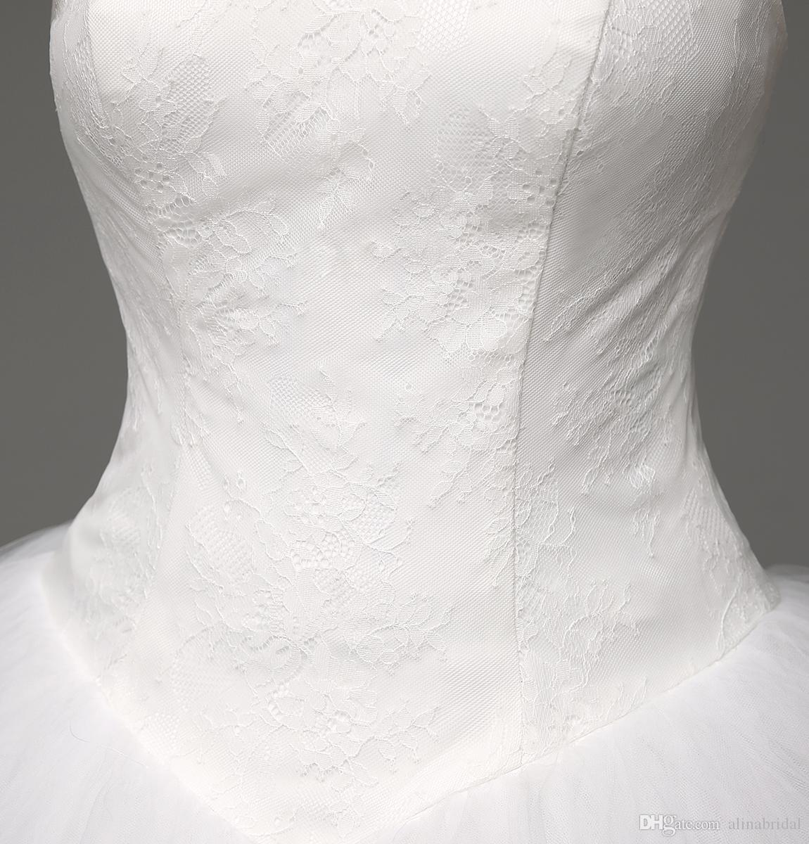 在庫ボールガウンのウェディングドレスフリーショルダーチェーン100%実際の写真恋人ビクトリアンプリンセスウェディングドレス安いブライダルドレス