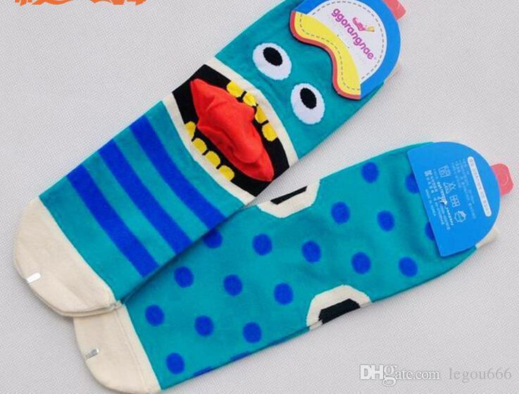 All sales Cute cartoon Funny socks women 3Dprinted food women`s sock Calze Donna cute socks for women chausette femme TZX189