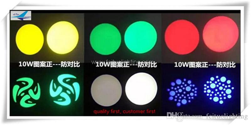 10w led moving head spot light used moving head lights for dj party show wedding high quality stage light