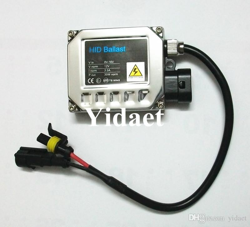 G5 Super Mini Ballast 35W Digital Ballast Högkvalitativ HID Ballast av DHL FedEx Express