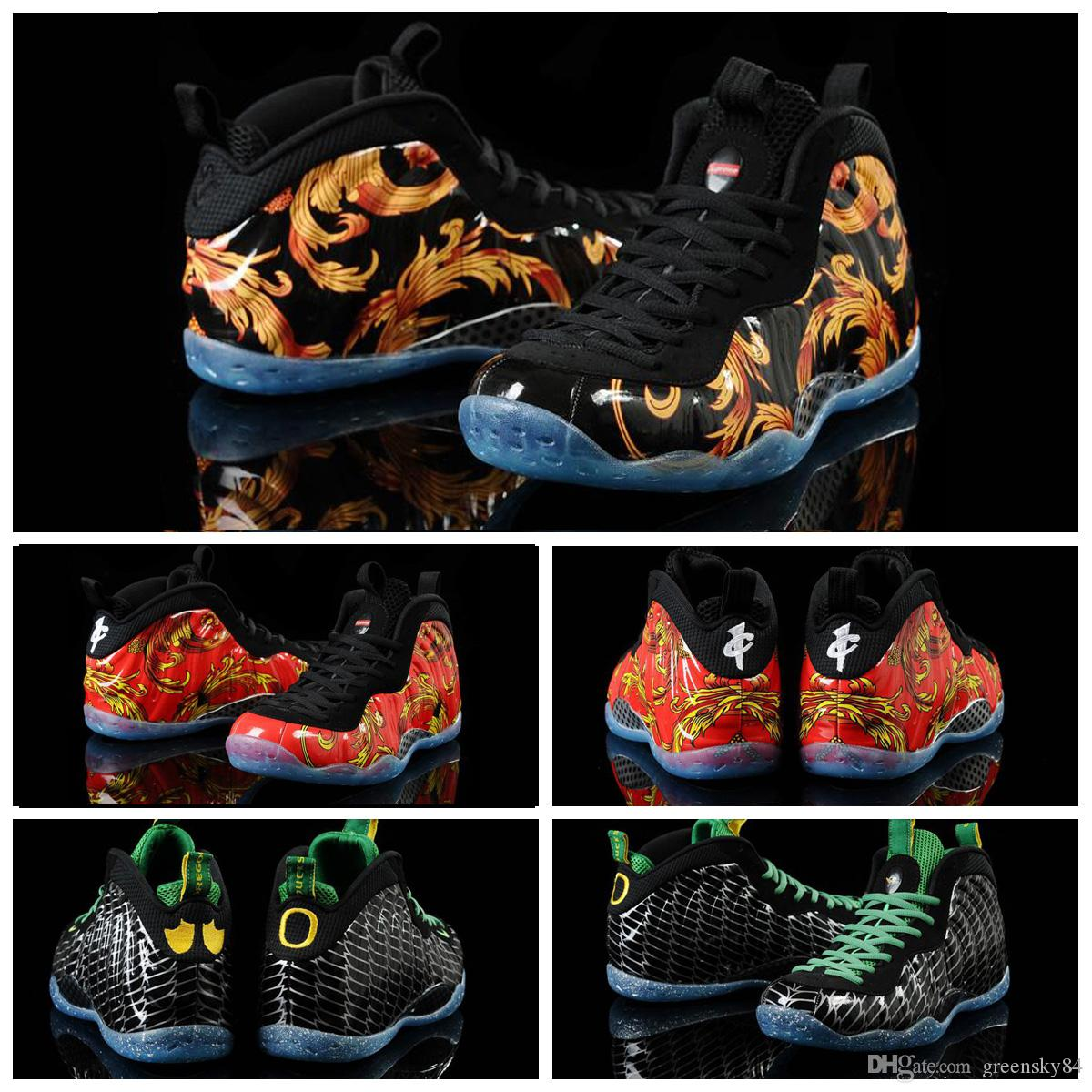 release date beba8 17ce6 2016 HOT Nike Air Foamposite One Shoes,Cheap Original Nike Foamposites  Basketball Sneakers For Men Basketball Shoes Size EUR41 EUR47 Shoes On Sale  Cheap ...