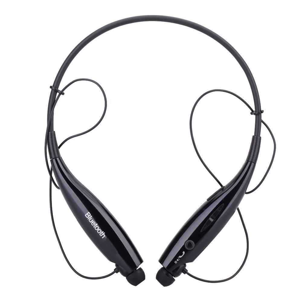 في الهواء الطلق الرياضة سماعة ستيريو في الأذن اللاسلكية HV-800 رباط العنق نمط بلوتوث 4.0 + EDR سماعات الموسيقى سماعات مع ميكروفون