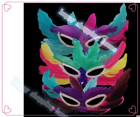 Yetişkin ve çocuk Için 20 adet Ücretsiz kargo Cadılar Bayramı partisi doğum günü parti malzemeleri Makyaj Dans Festivali tatil festivali Cadılar Bayramı sahne oyuncaklar