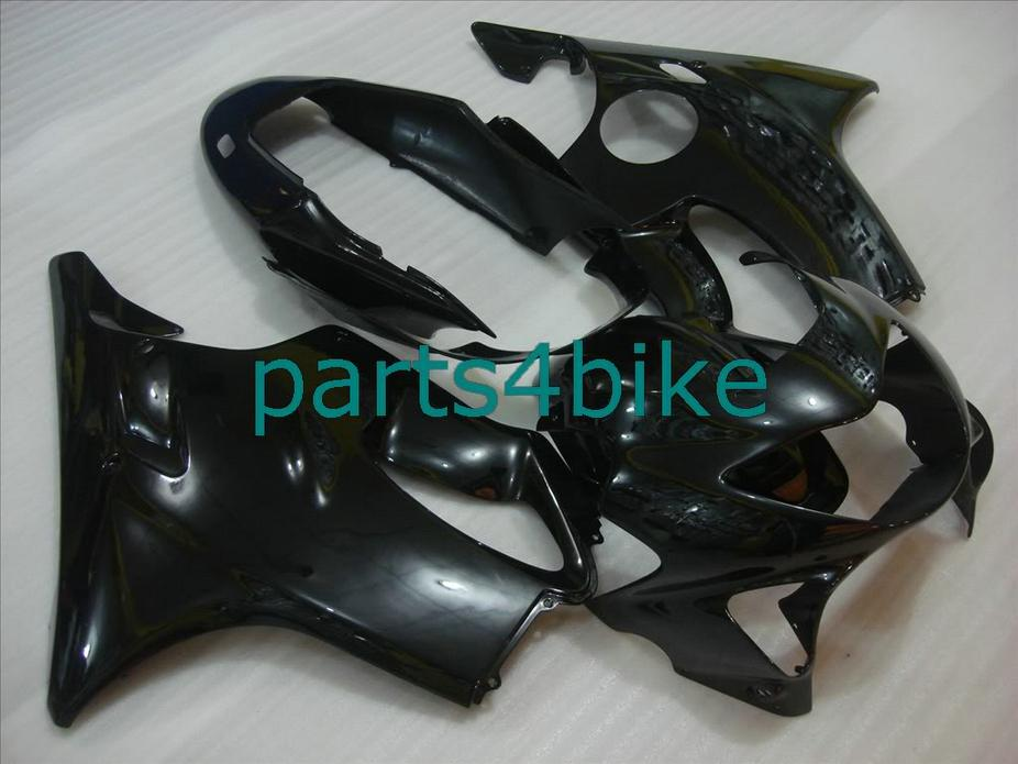 New Matte black Body parts for Honda custom fairings CBR 600 F4 1999 2000 Injection molding fairing kit CBR600 F4 99 00 DBIS