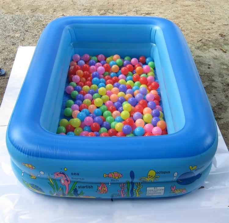 online cheap inflatable water pool young children castle