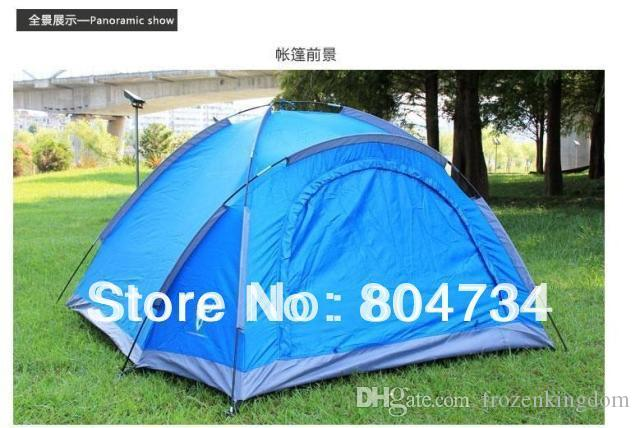 5  sc 1 st  DHgate.com & Outdoor Tent / Double Single / Waterproof Glue Outdoor Tent ...