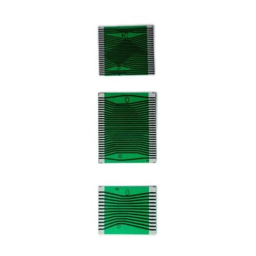 Fcarobd 10pc for Mercedes instrument ribbon cable Left middle right full  set for MB W210 W202 W208 Dashboard lcd Pixel repair
