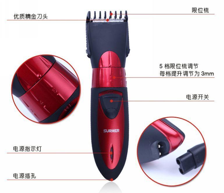 Горячие продажи водонепроницаемые электрические волосы Checkper бритвы, ребенок детские мужчины электрические бритвы триммер для волос для стрижки волос для стрижки