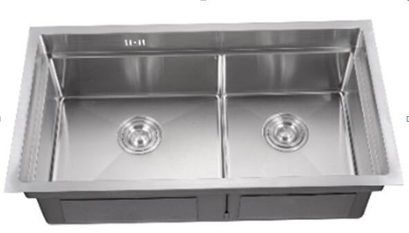 2017 Ready Made Kitchen Cabinets With Sink Stainless Steel