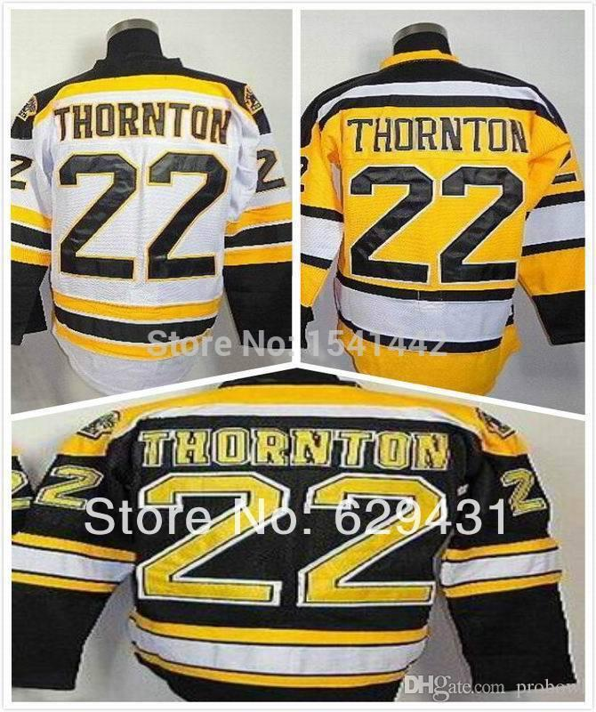 33e5a56118b 2019 2015 Shawn Thornton Jersey #22 Boston Bruins Ice Hockey Jerseys  Stanley Cup Finals Patch Any Name Any Number Custom From Probowl, $39.29 |  DHgate.Com