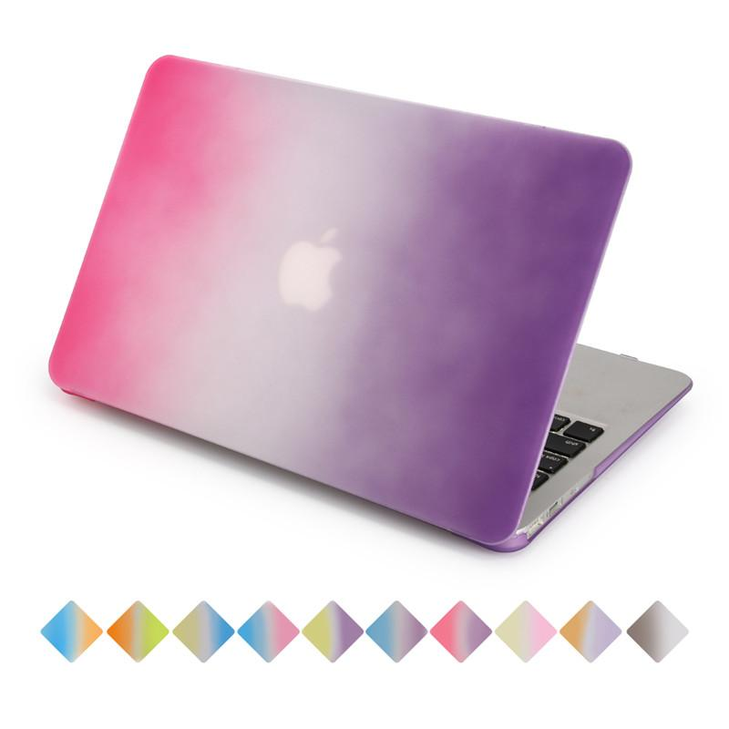 Compre Para El Caso Del Aire 11 Del Macbook La Púrpura De La ...