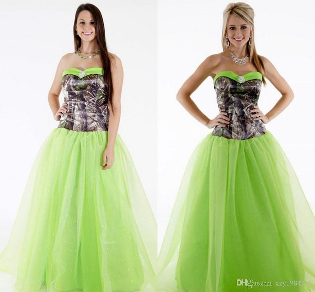 New arrival camo bridesmaid dresses sweetheart camouflage print 7 ombrellifo Choice Image