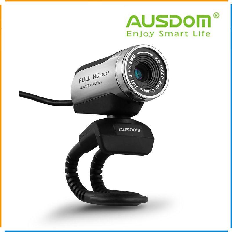 2019 Ausdom Aw615 Wireless Ip Camera Full Hd 1080p Cloud Webcam