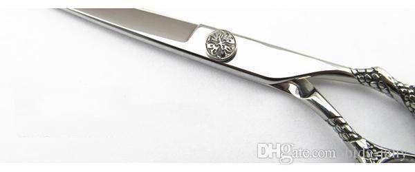 I più nuovi Dragon Handles Design VG10 Forbici capelli in acciaio inossidabile
