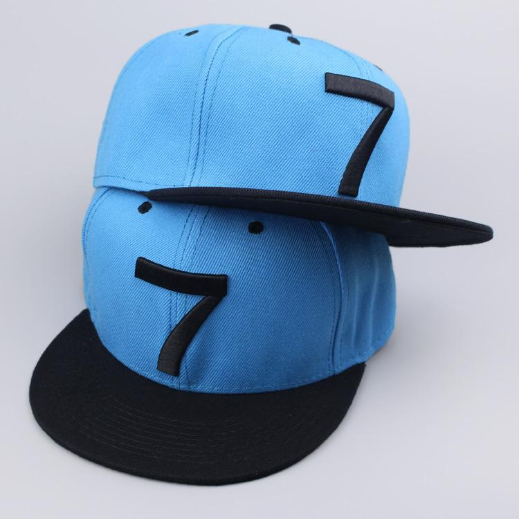 4fe1503a79b Unisex Men Women Snapback Bboy Hats Crown Baseball Adjustable Hip .