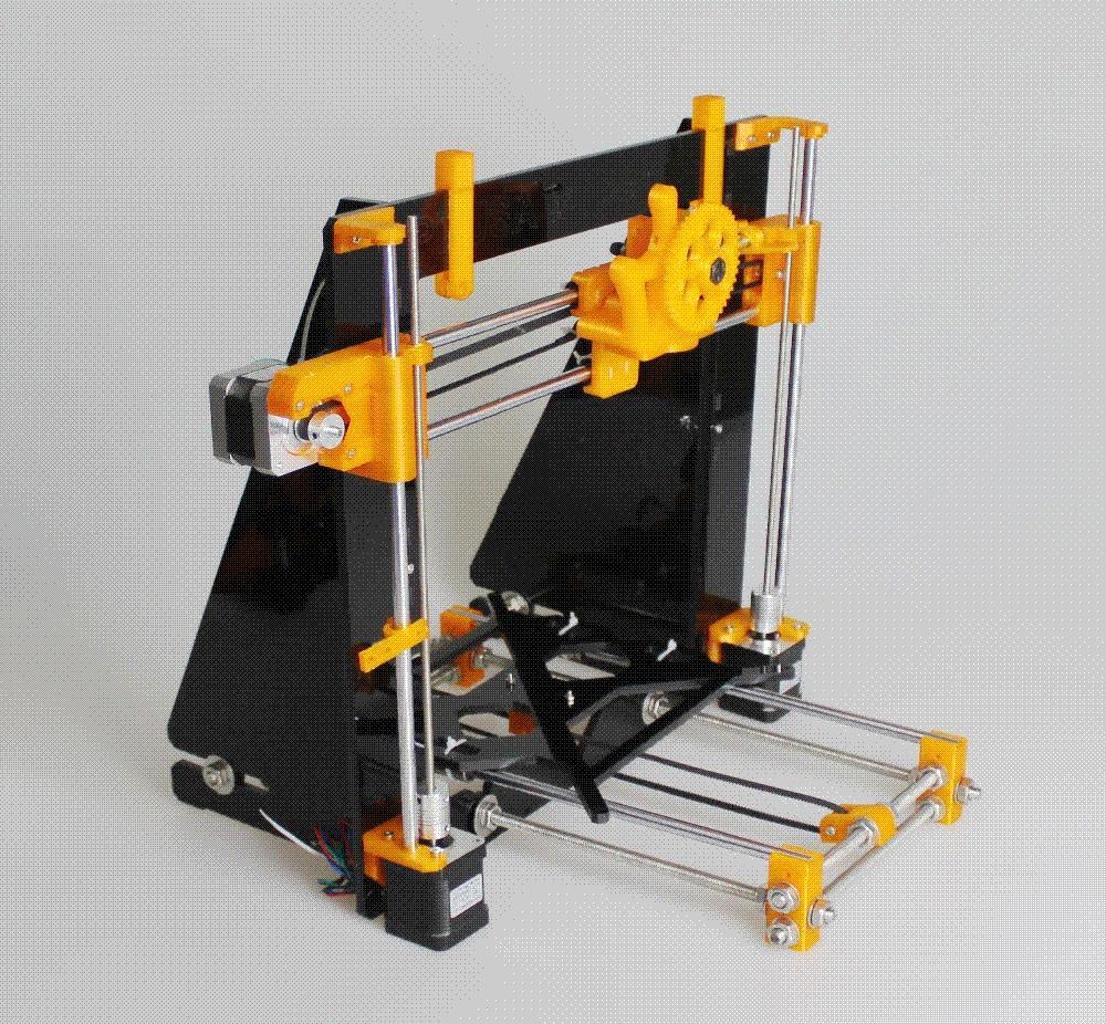 Compre Reprap Mendel Prusa I3 Plástico Abs Kit De Partes De ...