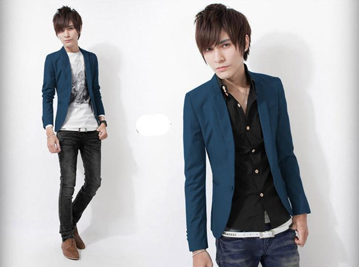 Korean Fashion Male Clothes