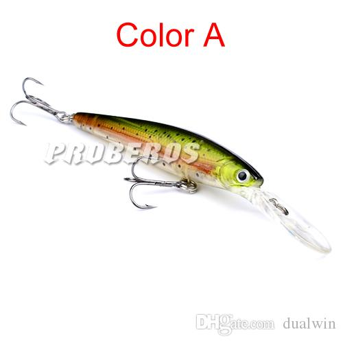 Fishing Lure Exported to Japan Market Fishing Lures Plastic Fishing Hard Bait Minnow Lures