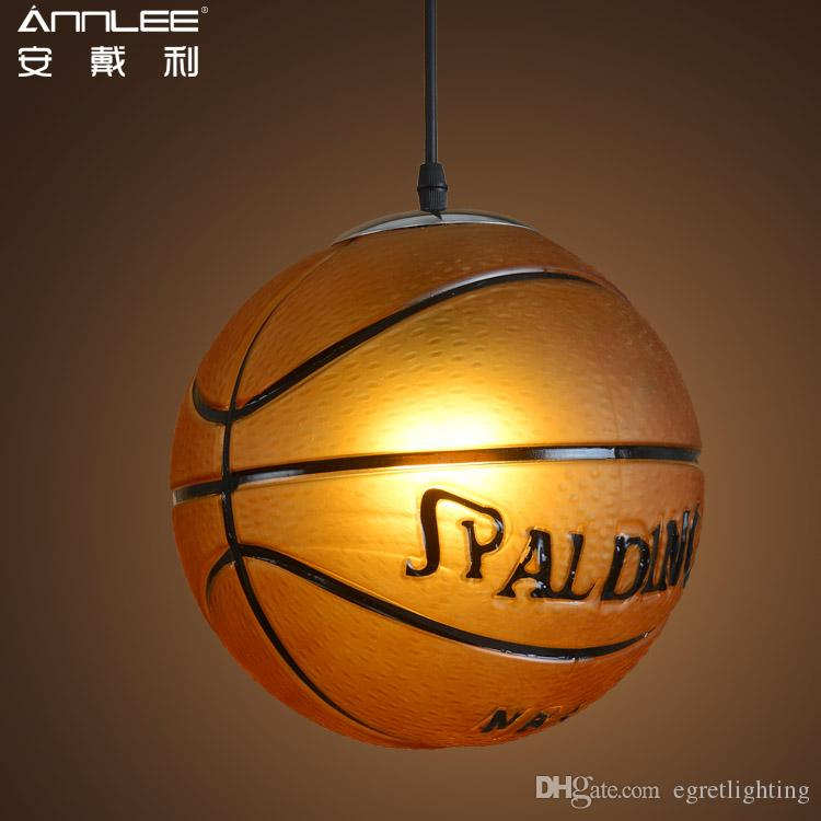 Discount American Simple Basketball Lamp, Lamp, Lamp, Art ...