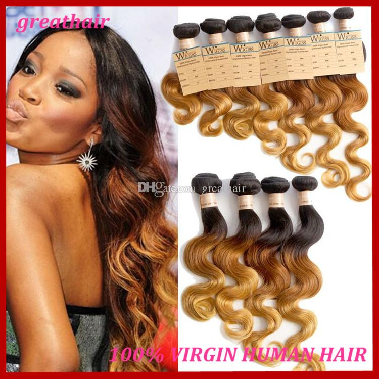 Cheap mink hair extension elegant body wave ombre hair extensions mink hair extension elegant body wave ombre hair extensions indian virgintwo tone colored 1b27 human hair wefts ombre hair bundles pmusecretfo Gallery