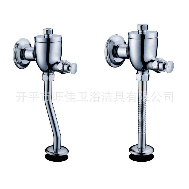 2018 All Copper Urine Flush Valve Urinal Flush Valve Delay Flush ...