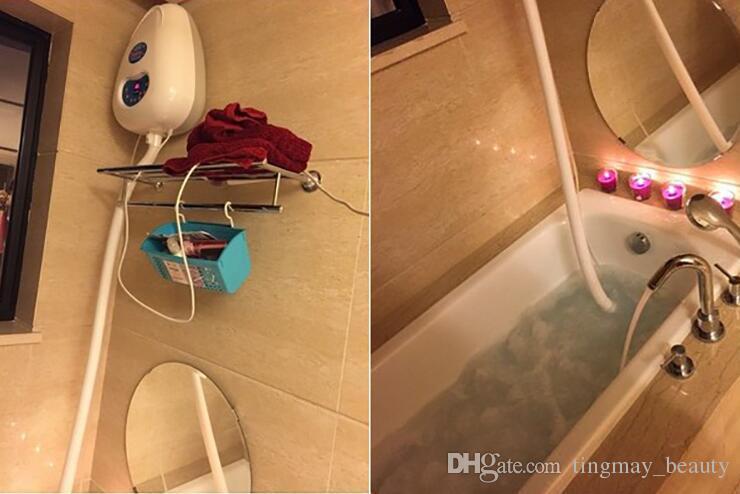 Remote Control Far Infrared Ozone Therapy Bubble Bath Aqua Spa ...