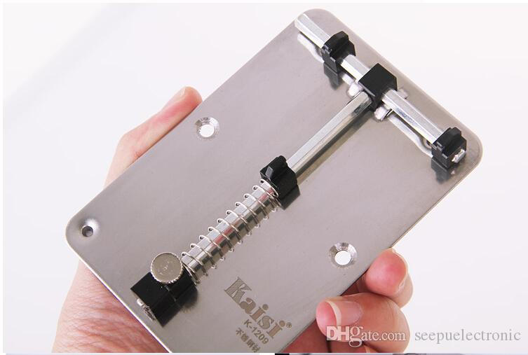 Special clamp clip tool kit for phone computer PCB board repair works